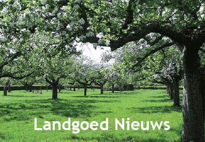 Landgoed nieuws op twitter landgoed for Wonen op een landgoed